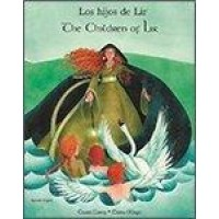 The Children of Lir in Spanish and English (Paperback)