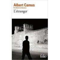 L'étranger in French by Albert Camus Author