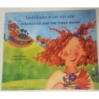 Goldilocks & the Three Bears in Romanian & English (PB)