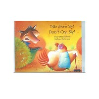 Don't Cry Sly Fox in Spanish and English PB