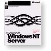 Japanese Microsoft Windows NT Server 4.0 w/5-Client License - (Retail Box Version)