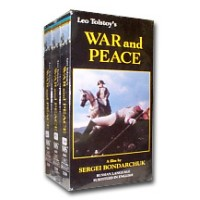 War and Peace (Bondarchuk/Subtitled) (DVD)