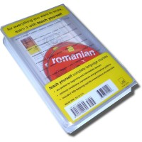 NTC - Teach Yourself Romanian Complete Course (Book & Audio CD)