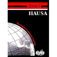 Spoken Hausa (384 pages 6 cass) Lessons 1~12