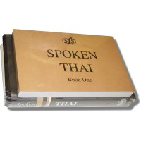 Spoken Thai (322 pages 6 cass)