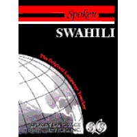 Spoken Swahili (254 pages 6 cass)