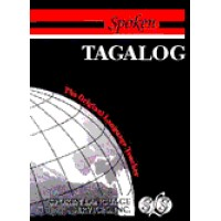 Spoken Tagalog Level I (542 pages 6 cass)