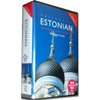 Colloquial Estonian: The Complete Course for Beginners (Book & CDs)