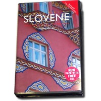 Colloquial Slovene (336 pages with Audio CD's)