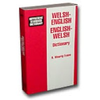 Hippocrene Welsh - Welsh/English/Welsh Standard Dictionary (612 pages)