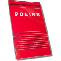 Polish Handy Extra Dictionary (Hippocrene Handy Extra Dictionary) [Paperback]