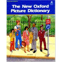Oxford Japanese - English/Japanese Picture Dictionary