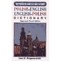 Polish-English English-Polish Dictionary (Hippocrene Concise Dictionary) (Paperback)