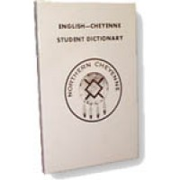 English-Cheyenne Student Dictionary