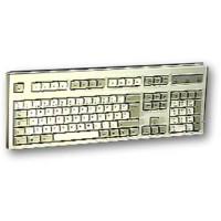 Keyboard for French - Ivory PS2