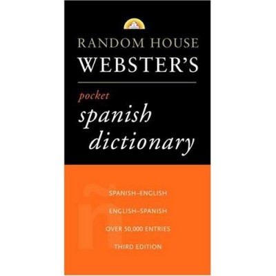Random House Spanish - Webster's Pocket Spanish Dictionary