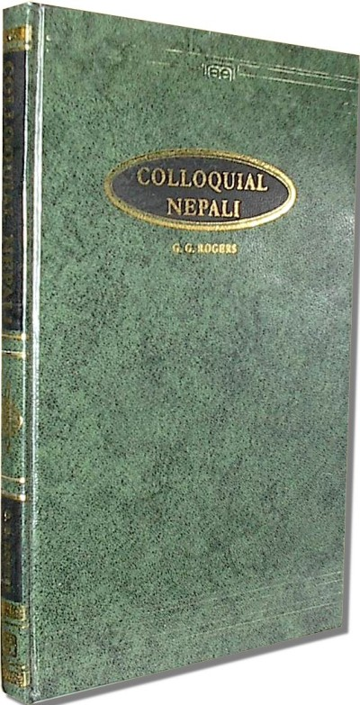 Colloquial Nepali by Rogers G.G. (Hardcover)