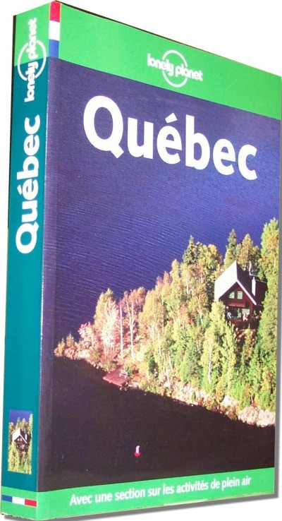 Lonely Planet - Travel Guide - Quebec