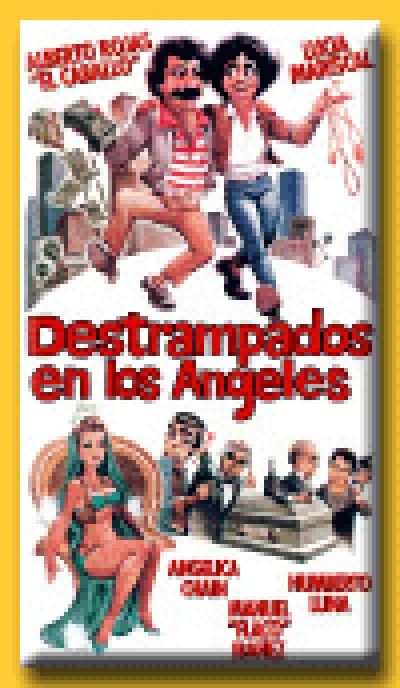 Destrampados En Los Angeles