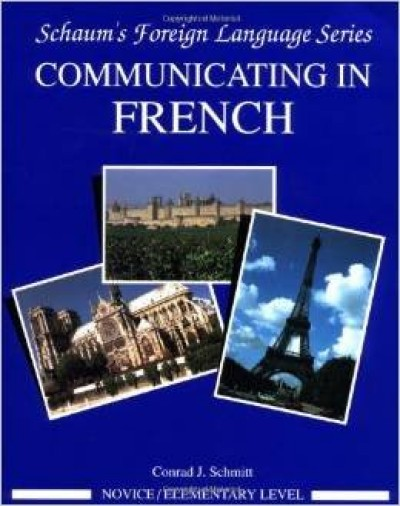 McGrawHill French - Communicating in French (Book Only)-Beginners