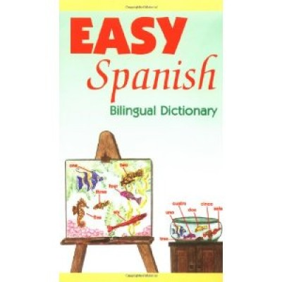 Easy Spanish Bilingual Dictionary
