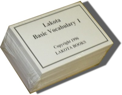 Lakota - Basic Vocabulary 200 Words