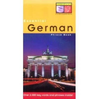 Essential German Phrase Book (Periplus Phrase Books) [Paperback]