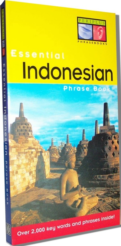 Tuttle - Essential Indonesian Phrase book