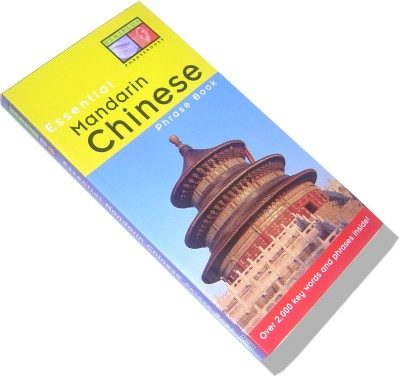 Essential Mandarin (Chinese) Phrase book