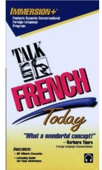 Immersion Plus - Let's Talk French Today