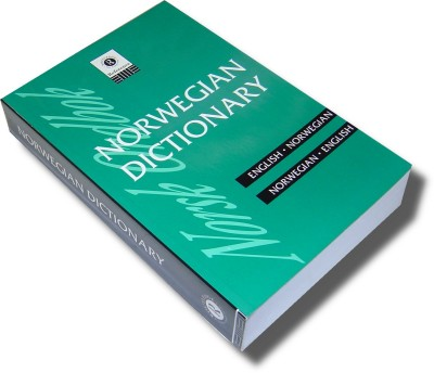 Routledge Norwegian - Norwegian to and from English Dictionary