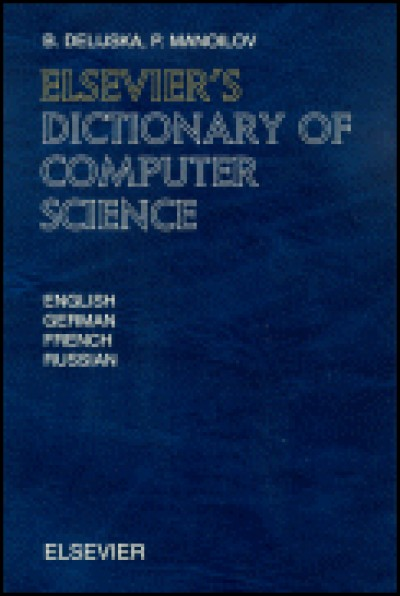 Elsevier Dictionary of Computer Science