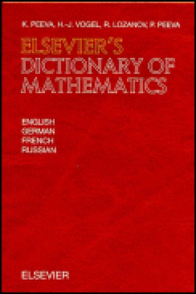 Elsevier Dictionary of Mathematics