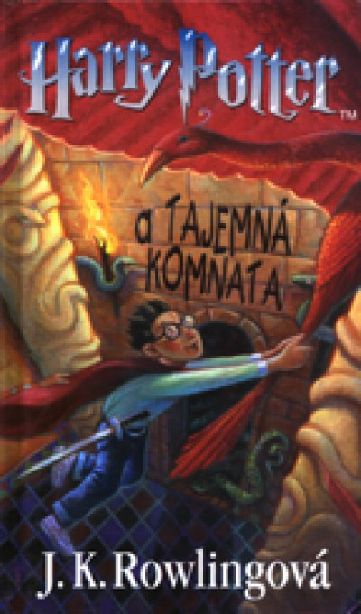 Harry Potter in Czech [2] Harry Potter a Tajemn� komnata (II) - Czech (Hardcover)