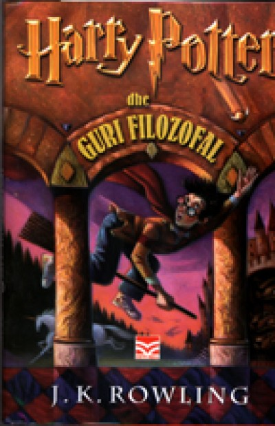 Harry Potter in Albanian [1] Harry Potter dhe guri filozofal