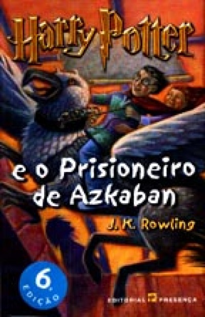 Harry Potter in Portuguese [3] Harry Potter e o prisioneiro de Azkaba