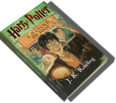 Harry Potter in Portuguese [4] Harry Potter e o cálice de fogo (IV) (Paperback)
