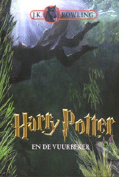 Harry Potter in Dutch [4] Harry Potter en de Vuurbeker (IV)