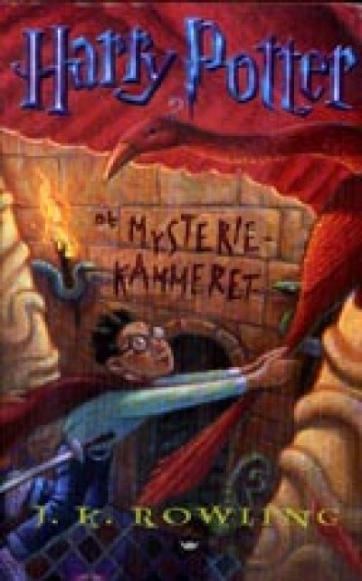 Harry Potter in Norwegian [2] Harry Potter og Mysteriekammeret (II)