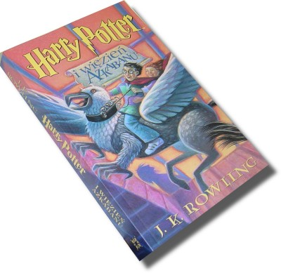 Harry Potter in Polish [3] Harry Potter i wiezien Azkabanu (Paperback)
