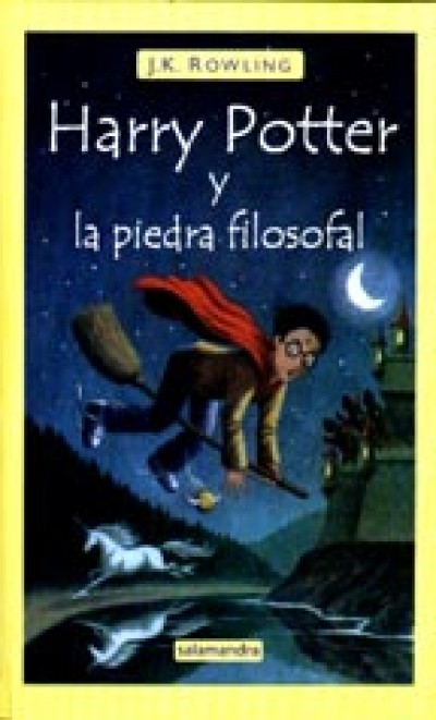 Harry Potter in Spanish [1] Harry Potter y la piedra filosofal (I)