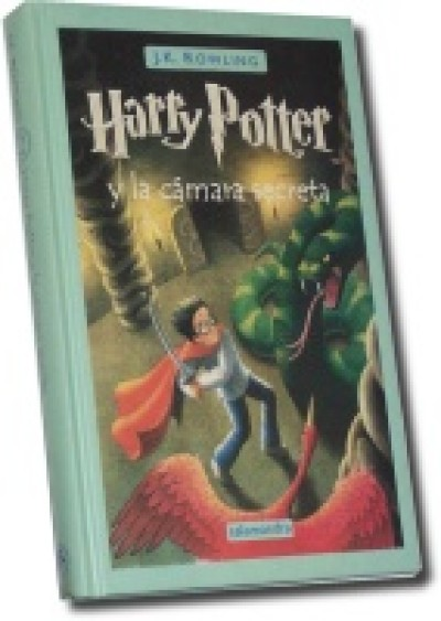 Harry Potter in Spanish [2] Harry Potter y la cámara secreta II