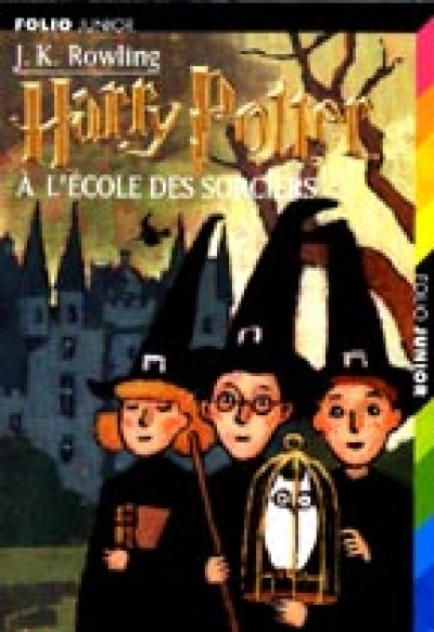 Harry Potter in French [1] Harry Potter à l'école des sorciers