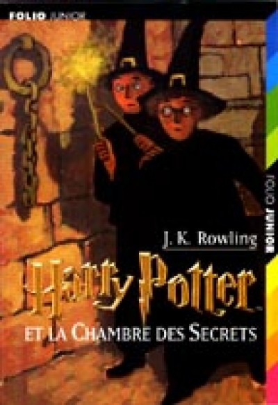 Harry potter in french 2 harry potter et la chambre des - Harry potter la chambre des secrets ...