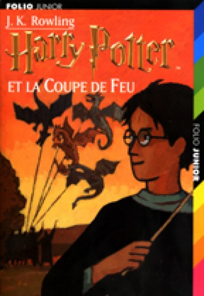 Harry Potter in French [4] Harry Potter et la coupe de feu (IV)