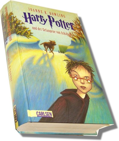 Harry Potter in German [3] Harry Potter und der Gefangene von Askaban