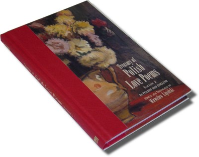 Treasury of Polish Love Poems: Volume 2 - In Polish and English (Hardcover)