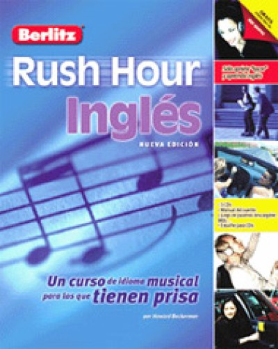 Berlitz: Rush Hour Ingles (Audio CD and Learner's Guide)