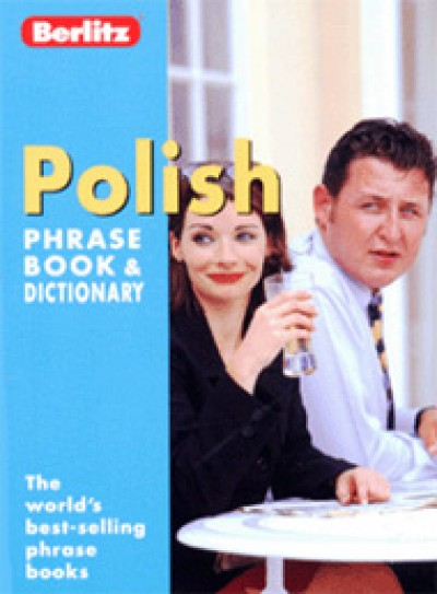 Berlitz: Polish Phrase Book and Dictionary (Paperback)
