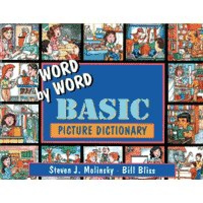 Longman - Word by Word English - Spanish Basic Picture Dictionary